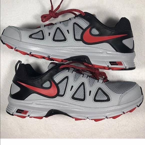 c0ecc9f05268b Nike air alvord 10 running shoes grey red